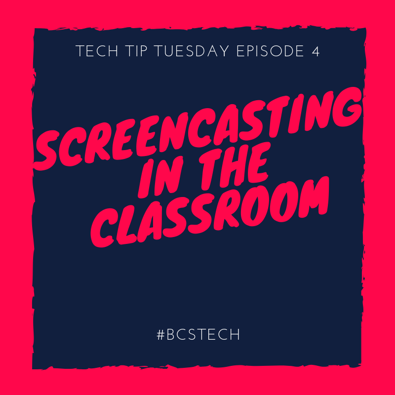 Tech Tip Tuesday ep004